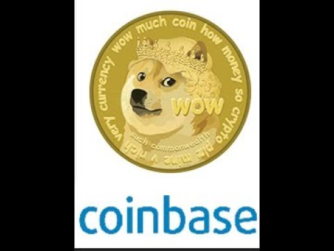 DOGECOIN gets added to Coinbase wallet, is Coinbase listing next?