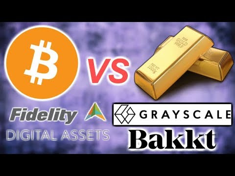 Fidelity Survey: Institutional Investors HODL Crypto – Grayscale Bitcoin vs Gold – Bakkt Crypto