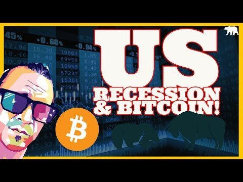 OMG US Recession & Bitcoin- (ARCANE BEAR)