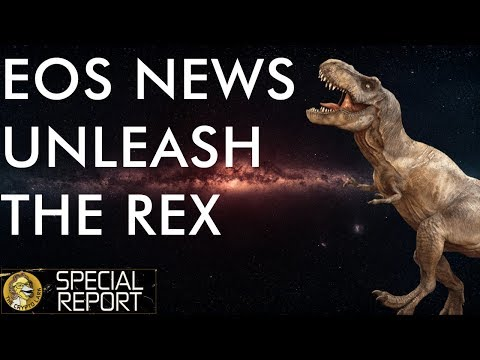 EOS Crypto News – REX, EOSFINEX, & BIG Announcement