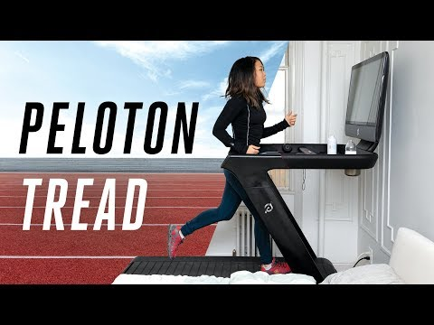 I used the Peloton Tread to train for my first 5K