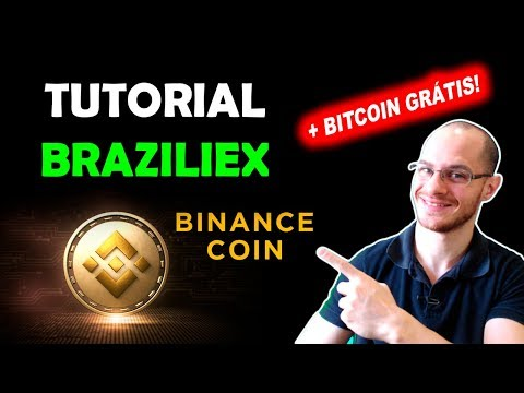 🛑 Tutorial Braziliex 2019: veja como comprar Binance Coin e ganhe criptomoedas ao se cadastrar!