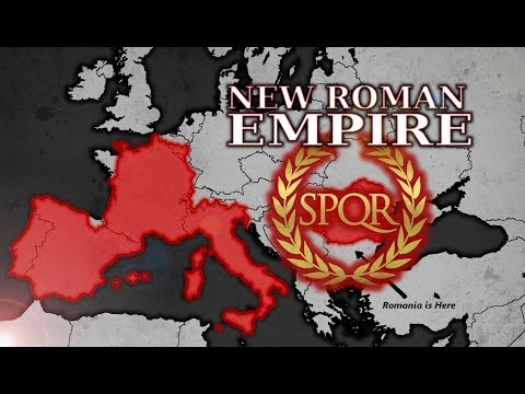 What if the Latin World United? Neo-Roman Empire