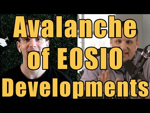 Avalanche of Developments Happening on EOSIO. PredIQt | WordProof | EOS DNS | pixEOS | LiquidApps
