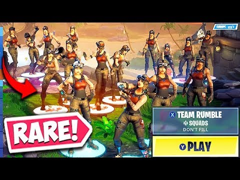 16 RENEGADE RAIDERS IN 1 LOBBY! – Fortnite Funny Fails and WTF Moments! #546