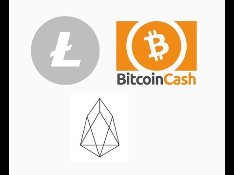 Why Bitcoin Cash, Litecoin, and EOS are the best swing trading coins right now