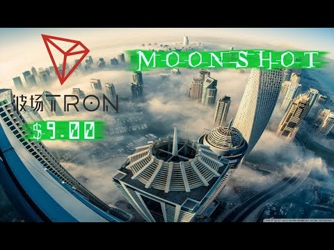 TRON (TRX) Reaches $9 Dollars On Random Exchanges As We Reach 400 Dapps