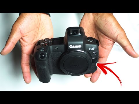 Sony User BUYS the Canon EOS R: Am I Switching from Sony to Canon?