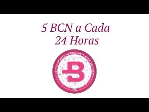 Faucet de BCN – Como Ganhar 5 Bytecoin a Cada 24H  (Eobot)