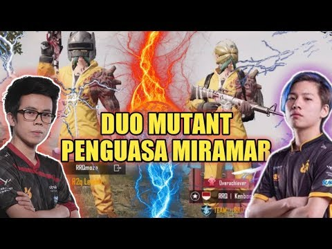 DUO SKIN MUTANT PENGUASA MIRAMAR ?! ASLI GAK ADA OBAT – PUBG MOBILE INDONESIA