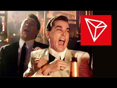 Tron (TRX) is an EMBARRASSMENT to all of crypto.