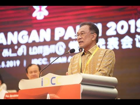 Anwar Ibrahim: Tidak Ada Negara Yang Mengalami Transasi Boleh Melakukan Perubahan Itu Dengan Mudah