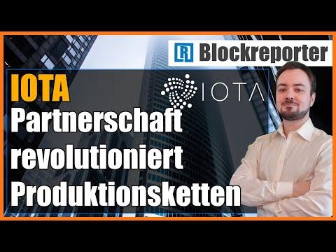 IOTA schließt wichtige Partnerschaft mit Evrything   Blockreporter deutsch kryptowährung