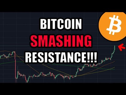 🔴Bitcoin About To SMASH 2019 Price High! Fidelity, CFTC, & Amazon Crypto News!