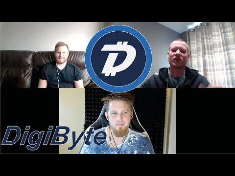 Josiah Spackman Talks Digibyte Odocrypt Mining, Dandelion Privacy, Digi Assets & Digi ID #Podcast 51