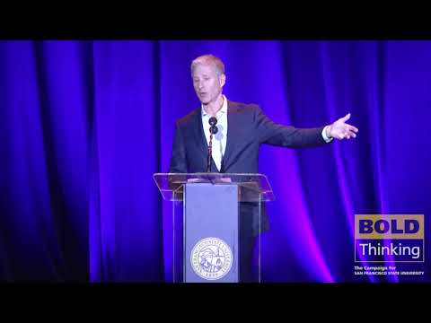 Ripple Co-Founder Chris Larsen Makes Transformative Gift to San Francisco State University