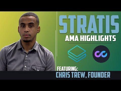 STRATIS PLATFORM AMA HIGHLIGHTS – Blockchain made simple