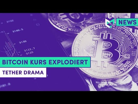 CM NEWS: Bitcoin Kurs hebt ab | IOTA landet großen Coup | Tether Drama geht weiter