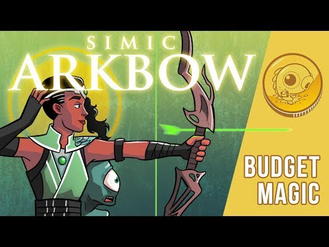 Budget Magic: $94 (13 tix) Simic Arkbow (Standard, Magic Arena)