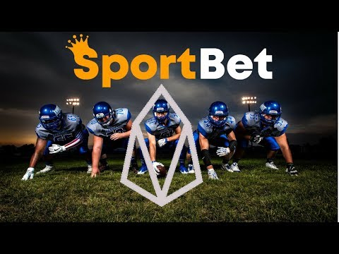 Sports Betting Comes to EOS – 50,000 SBET Giveaway!