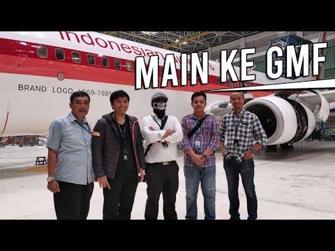 Bengkel Pesawat Terbesar di Dunia Ternyata ada di Indonesia