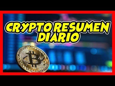 Crypto Resumen Diario Bitcoin 07/05/2019 – Chainlink, ABBC Coin, Omisego, Ethereum, Newton