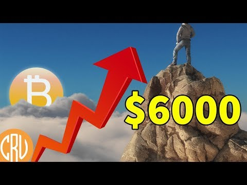$6000 Bitcoin SOON – Time To Go All In? | Bitcoin and Cryptocurrency News