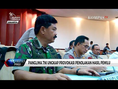 Prediksi Akan Ada Serangan ke Kantor KPU dan Bawaslu, Panglima TNI: Siap Antisipasi