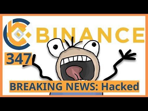#347 – BREAKING NEWS: Binance bị hacked – Mất 7000 BTC| Cryptocurrency | Tiền Kỹ Thuật Số | Tài Chín