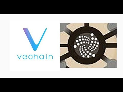 VeChain(VET), IOTA(MIOTA), Zilliaq(ZIL), why I'm bullish on supply chain coins