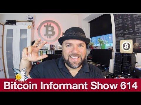 #614 Binance Hack 7000 Bitcoin BTC gestohlen, Crypto durch Gold gedeckt & Bitmains Mining Power Abs
