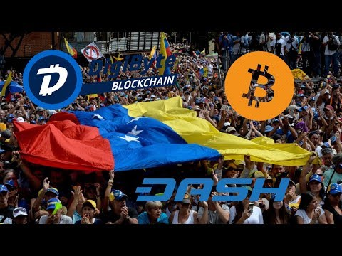 Bitcoin, DigiByte adoption in Venezuela DGB BTC