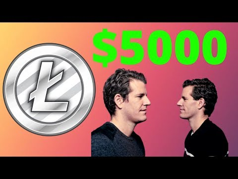 LITECOIN – WINKLEVOSS TWINS have something PLANNED!