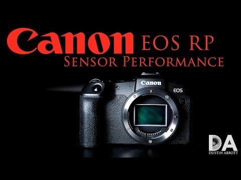 Canon EOS RP: Sensor Test | 4K