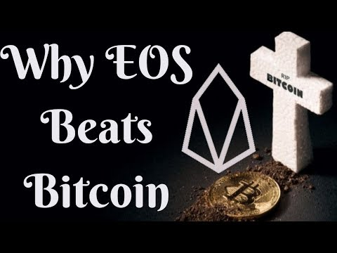 5 Powerful Players Control Bitcoin – Why EOS Will Win
