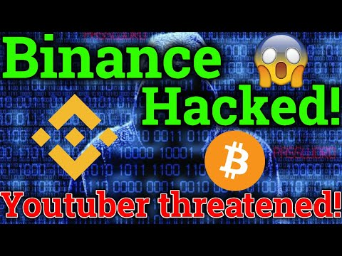 Binance HACKED For 7,000 BTC! Youtuber Threatened! Bitcoin Analysis/Trading + Cryptocurrency News