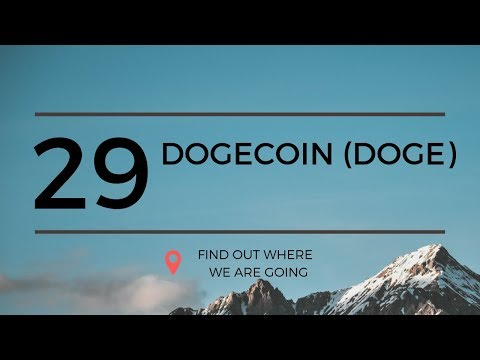 $0.002 Dogecoin DOGE Technical Analysis (8 May 2019)