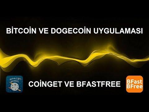 İki Mobil Uygulama ile Bitcoin ve Dogecoin Biriktirin   ÖDEME KANITLI