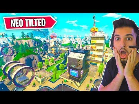 DAS NEUE TILTED TOWERs ist KRANK – Neo Tilted