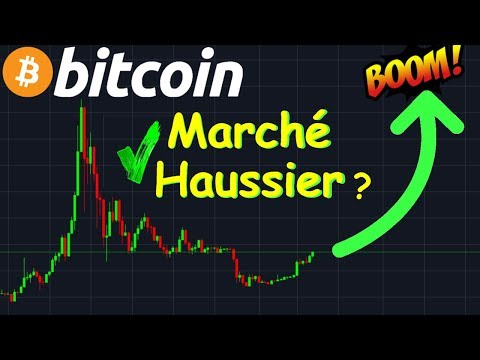 BITCOIN EST ENFIN HAUSSIER !? btc analyse technique crypto monnaie