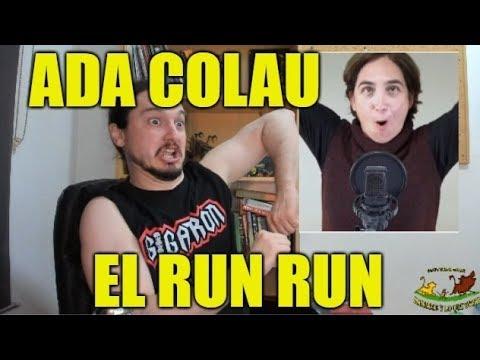 El Run Run – Canción de Ada Colau – Especial con Moguri – Coto de Caza Progre 72