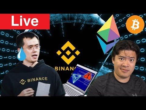 Live: Binance Hacked – Are funds SAFU? Ethereum 2.0 Testnet Released
