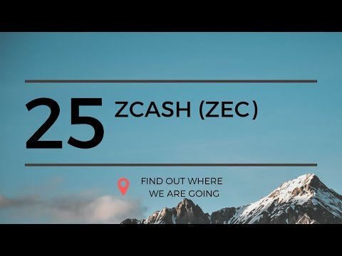 $60 Zcash ZEC Technical Analysis (8 May 2019)