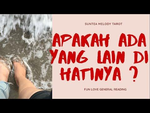 Pilih Kartu Tarot, ADA YANG LAIN DI HATINYA ? | Fun Love Reading