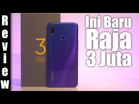Review : Realme 3 Pro Indonesia – 3 Juta, Nggak Ada Lawan