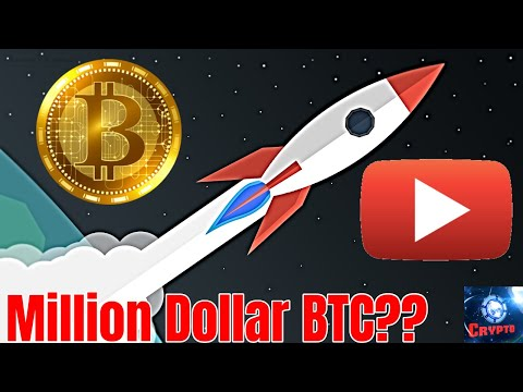 🚀 The Million Dollar Bitcoin Price Target Is On It's Way – Cryptocurrency News DAILY!