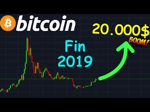 BITCOIN 20.000$ FIN 2019 !? btc analyse technique crypto monnaie