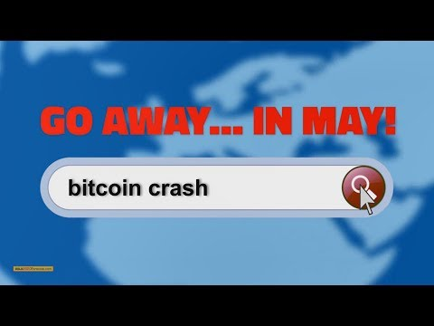 Bitcoin | GO AWAY IN MAY?! (Bo Polny)