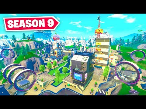 NEW NEO TILTED! – Fortnite SEASON 9 LIVE