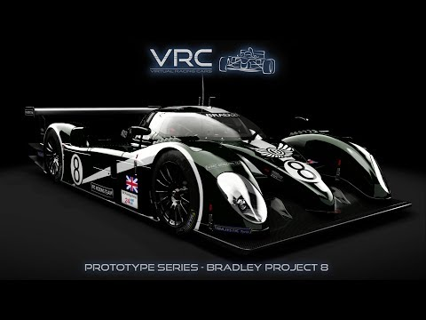 Assetto Corsa – VRC – Bradley Project 8